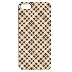 Plaid  Apple iPhone 5 Hardshell Case with Stand