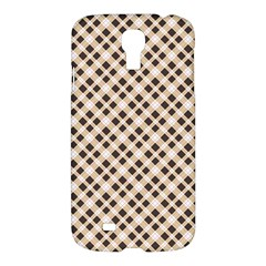 Plaid  Samsung Galaxy S4 I9500/I9505 Hardshell Case