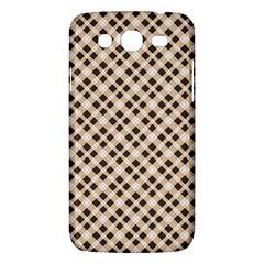 Plaid  Samsung Galaxy Mega 5.8 I9152 Hardshell Case