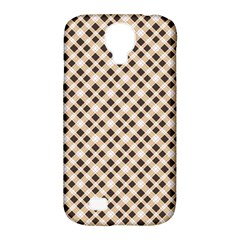 Plaid  Samsung Galaxy S4 Classic Hardshell Case (PC+Silicone)