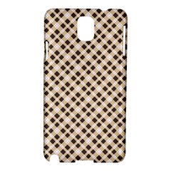Plaid  Samsung Galaxy Note 3 N9005 Hardshell Case