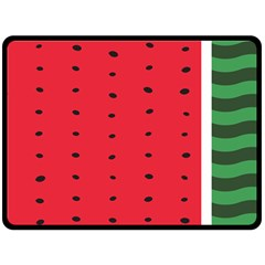 Watermelon Blanket Fleece Blanket (extra Large)
