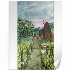 Amish Apple Blossoms  by Ave Hurley of ArtRevu ~ Canvas 18  x 24