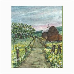 Amish Apple Blossoms  by Ave Hurley of ArtRevu ~ Canvas 20  x 24