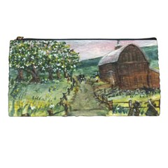 amish Apple Blossoms  By Ave Hurley Of Artrevu   Pencil Case