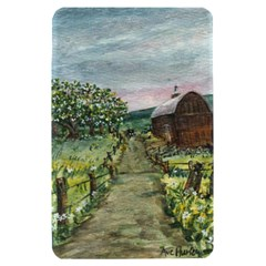 Amish Apple Blossoms  by Ave Hurley of ArtRevu ~ Kindle Fire (1st Gen) Hardshell Case