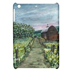 Amish Apple Blossoms  by Ave Hurley of ArtRevu ~ Apple iPad Mini Hardshell Case