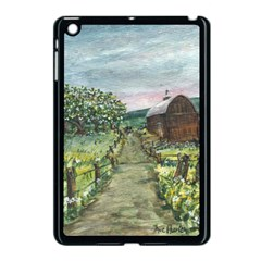 amish Apple Blossoms  By Ave Hurley Of Artrevu   Apple Ipad Mini Case (black)