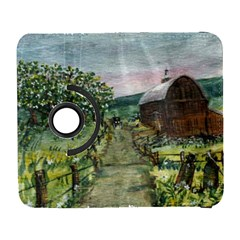Amish Apple Blossoms  by Ave Hurley of ArtRevu ~ Samsung Galaxy S  III Flip 360 Case