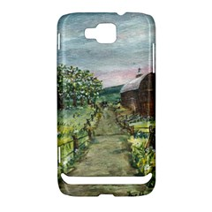 Amish Apple Blossoms  by Ave Hurley of ArtRevu ~ Samsung Ativ S i8750 Hardshell Case