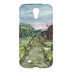 amish Apple Blossoms  By Ave Hurley Of Artrevu   Samsung Galaxy S4 I9500/i9505 Hardshell Case