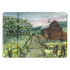 amish Apple Blossoms  By Ave Hurley Of Artrevu   Samsung Galaxy Tab 10 1  P7500 Flip Case