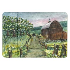 amish Apple Blossoms  By Ave Hurley Of Artrevu   Samsung Galaxy Tab 8 9  P7300 Flip Case