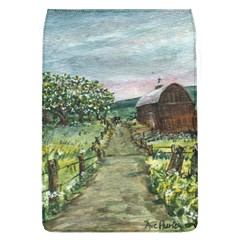 Amish Apple Blossoms  by Ave Hurley of ArtRevu ~ Removable Flap Cover (L)