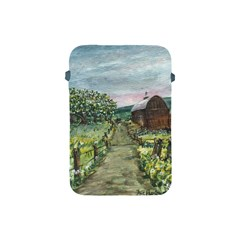 Amish Apple Blossoms  by Ave Hurley of ArtRevu ~ Apple iPad Mini Protective Soft Case