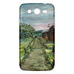 Amish Apple Blossoms  by Ave Hurley of ArtRevu ~ Samsung Galaxy Mega 5.8 I9152 Hardshell Case