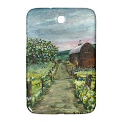 amish Apple Blossoms  By Ave Hurley Of Artrevu   Samsung Galaxy Note 8 0 N5100 Hardshell Case