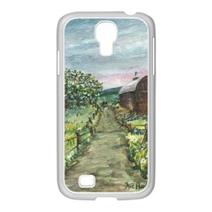 amish Apple Blossoms  By Ave Hurley Of Artrevu   Samsung Galaxy S4 I9500/ I9505 Case (white)
