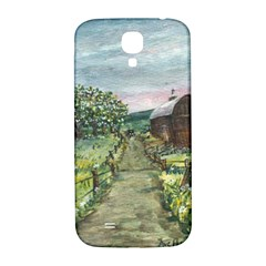 Amish Apple Blossoms  by Ave Hurley of ArtRevu ~ Samsung Galaxy S4 I9500/I9505  Hardshell Back Case