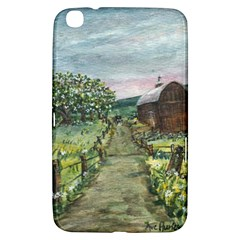 Amish Apple Blossoms  by Ave Hurley of ArtRevu ~ Samsung Galaxy Tab 3 (8 ) T3100 Hardshell Case