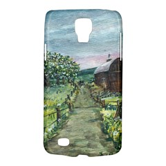 Amish Apple Blossoms  by Ave Hurley of ArtRevu ~ Samsung Galaxy S4 Active (I9295) Hardshell Case