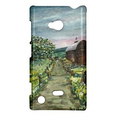amish Apple Blossoms  By Ave Hurley Of Artrevu   Nokia Lumia 720 Hardshell Case