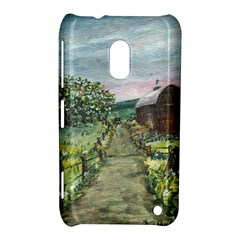 amish Apple Blossoms  By Ave Hurley Of Artrevu   Nokia Lumia 620 Hardshell Case