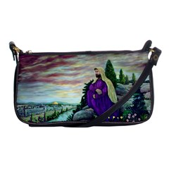 Jesus Overlooking Jerusalem - Ave Hurley - ArtRave - Evening Bag