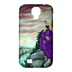 Jesus Overlooking Jerusalem   Ave Hurley   Artrave   Samsung Galaxy S4 Classic Hardshell Case (pc+silicone)