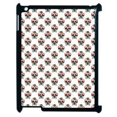 Love Apple iPad 2 Case (Black)