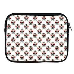 Love Apple iPad Zippered Sleeve