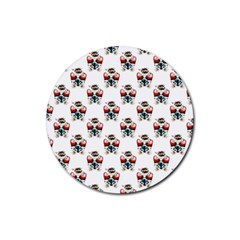 Love Drink Coasters 4 Pack (Round)