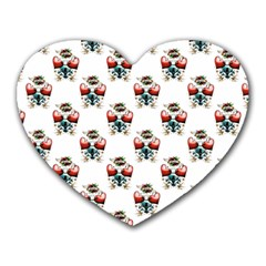 Love Mouse Pad (Heart)