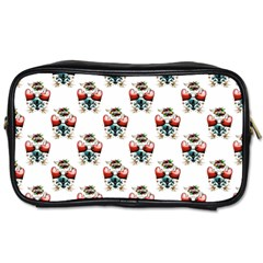 Love Travel Toiletry Bag (Two Sides)