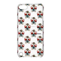 Love Apple iPod Touch 5 Hardshell Case with Stand