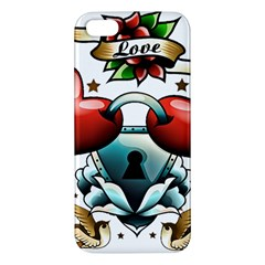 Love iPhone 5 Premium Hardshell Case