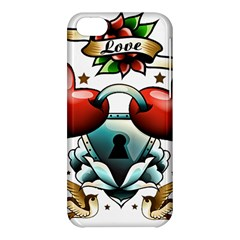 Love Apple iPhone 5C Hardshell Case