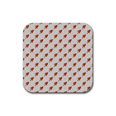 Hearts Drink Coasters 4 Pack (Square)