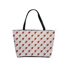 Hearts Large Shoulder Bag