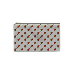 Hearts Cosmetic Bag (Small)