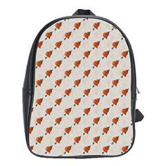Hearts School Bag (Large)
