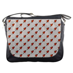 Hearts Messenger Bag
