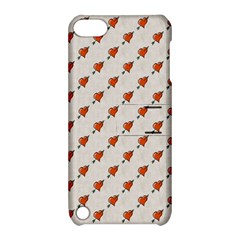 Hearts Apple iPod Touch 5 Hardshell Case with Stand
