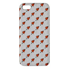 Hearts iPhone 5S Premium Hardshell Case