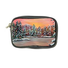Jane s Winter Sunset   by Ave Hurley of ArtRevu ~ Coin Purse