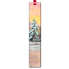 Jane s Winter Sunset   by Ave Hurley of ArtRevu ~ Large Book Mark