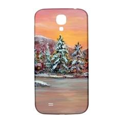 Jane s Winter Sunset   by Ave Hurley of ArtRevu ~ Samsung Galaxy S4 I9500/I9505  Hardshell Back Case