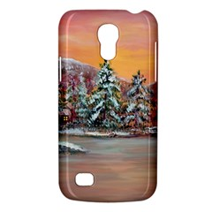 jane s Winter Sunset   By Ave Hurley Of Artrevu   Samsung Galaxy S4 Mini (gt I9190) Hardshell Case