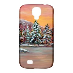 Jane s Winter Sunset   by Ave Hurley of ArtRevu ~ Samsung Galaxy S4 Classic Hardshell Case (PC+Silicone)