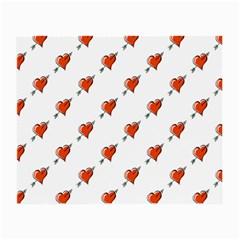 Hearts Glasses Cloth (Small)